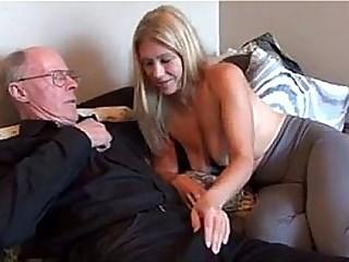 OLD GUY FUCKS YOUNG TEEN