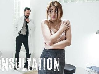 Adria Rae in The Consultation - PureTaboo