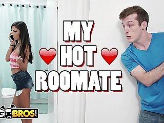 BANGBROS - Pervert Roommate Brick Danger Gets Banged By Gianna Dior