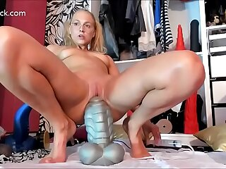 Girls4cock.com *** How to Wreck Your asshole in 10 minuts