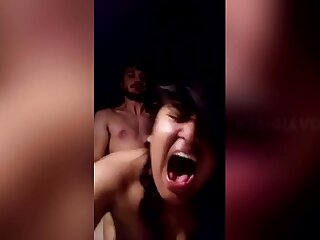 Loud Indian Teen Moaning While Getting Pounded
