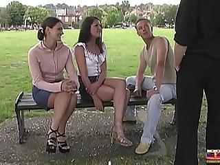 Babegirls Ruby & Luciana querem experiências novas e vão para o swing [teaser] HD 720p