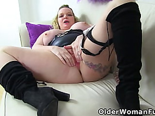 Slutacious mature Summer Angel Lee will do anything to get off with you (brand NEW video available in Full HD 1080P). Bonus video: English milf Kat.